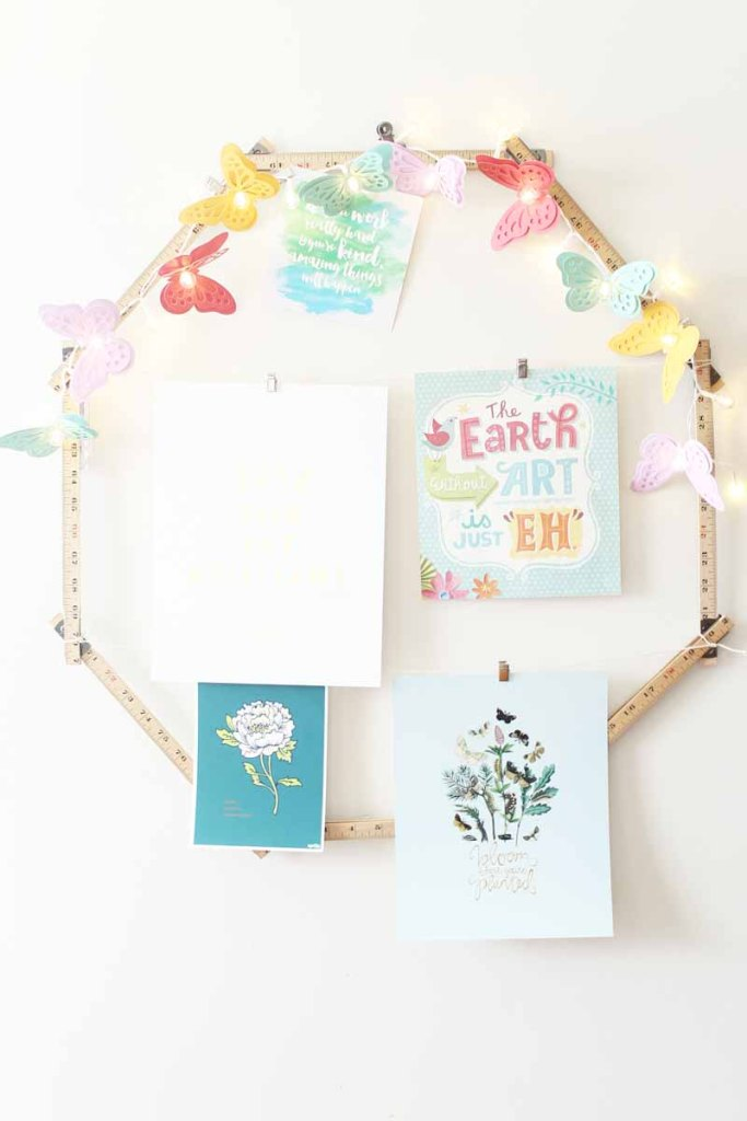 Ruler Studio Inspiration Board by Laura Silva for We R Memory Keepers