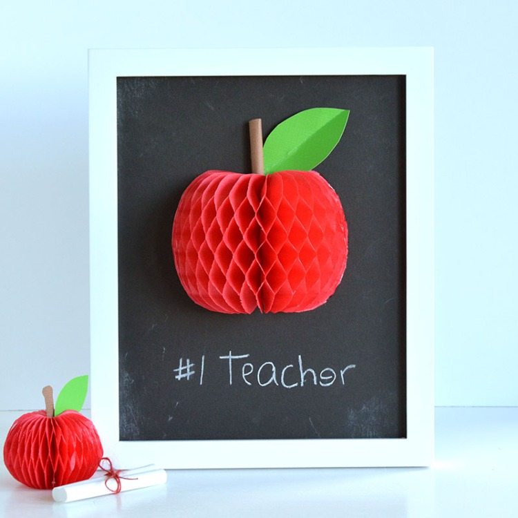 Teacher Appreciation Framed Gift 2
