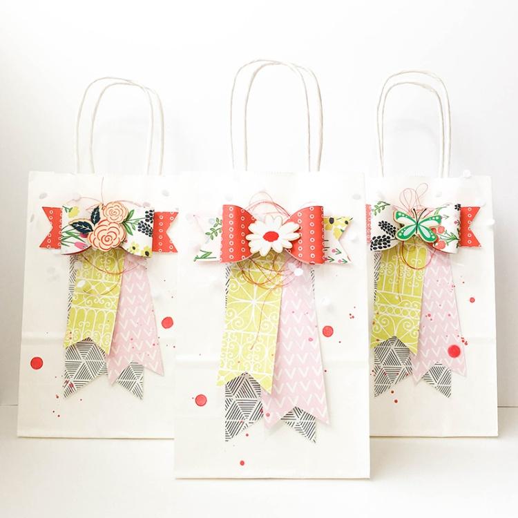 WRMK Flower Girl Gift Wrap Tessa Buy