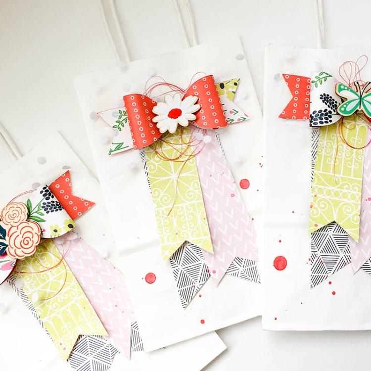 WRMK Flower Girl Gift Wrap Tessa Buys