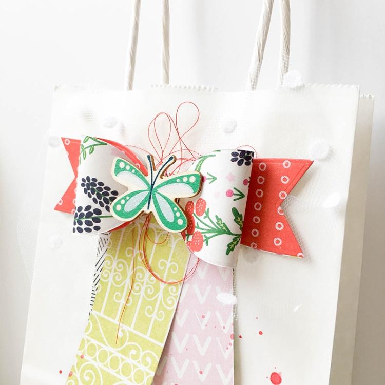 WRMK Flower Girl Gift Wrap Tessa Buys 3