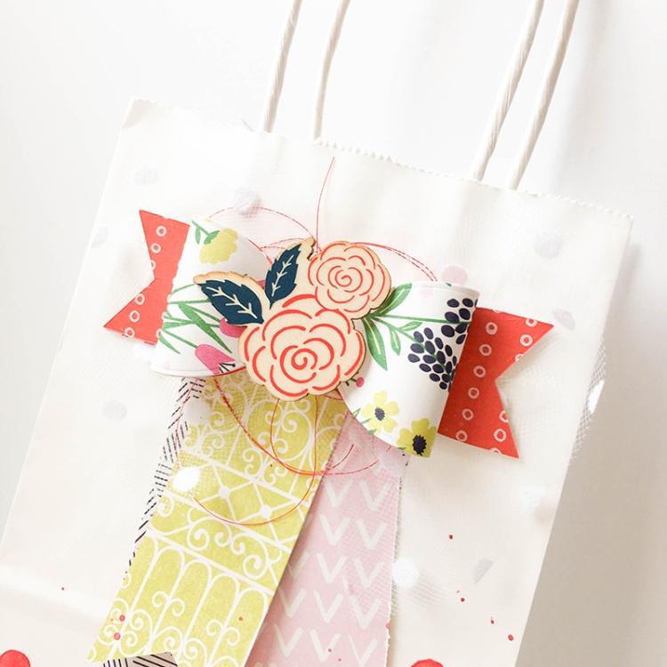WRMK Flower Girl Gift Wrap Tessa Buys 5