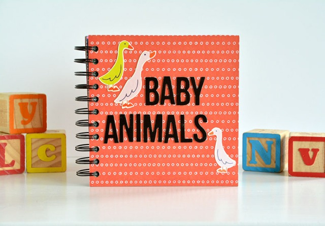 Baby Animals Board Book 14