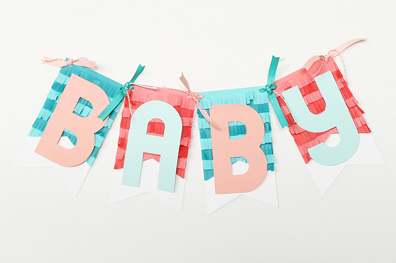 Baby Banner | We R Memory Keepers Blog