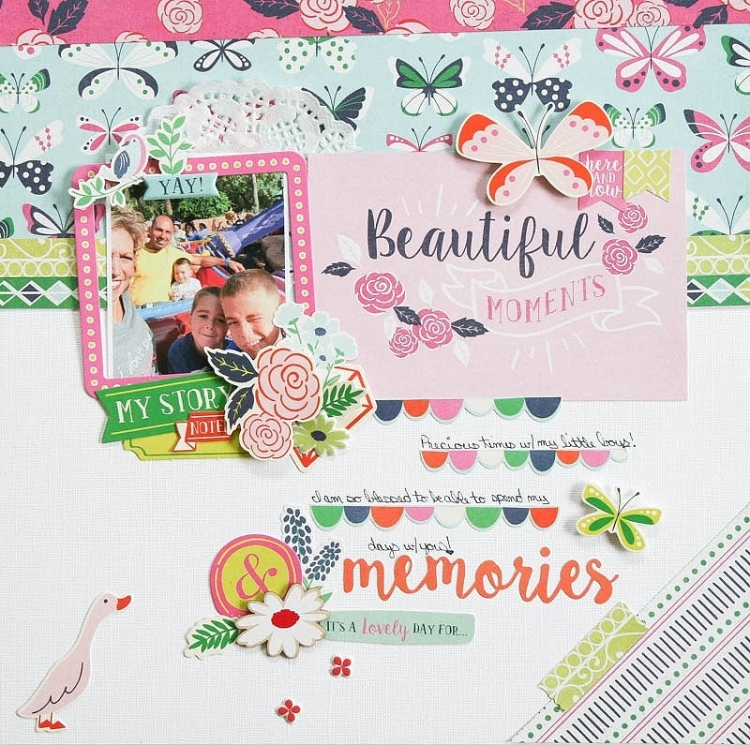 Beautiful Moments by Wendy Antenucci