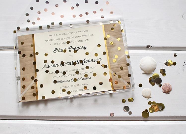 boxed wedding invitation 4 Kimberly Crawford