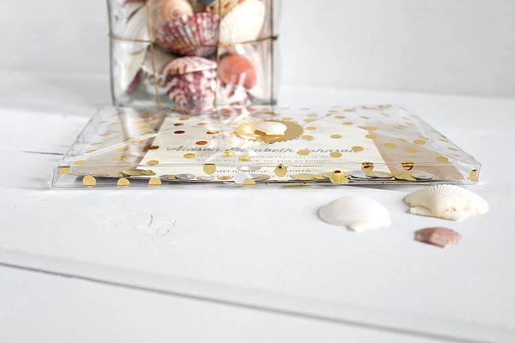 boxed wedding invitation 6 Kimberly Crawford