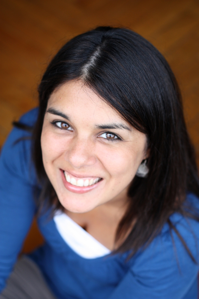 Eva Pizarro headshot