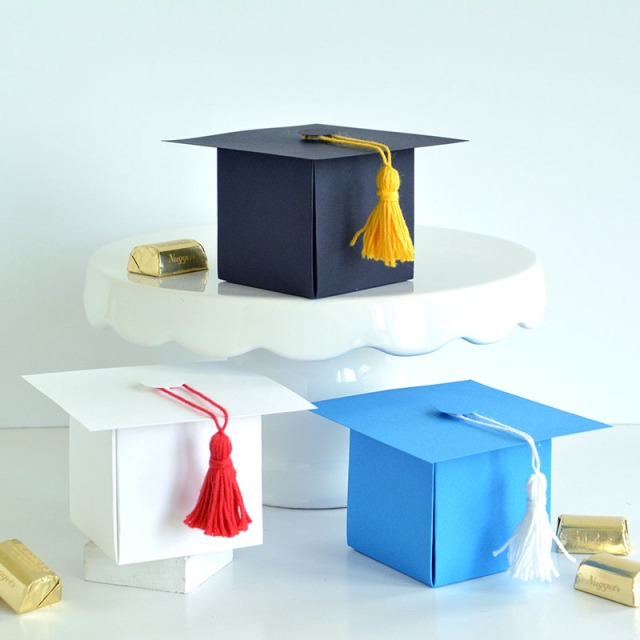 Graduation Party Favor by Amanda Coleman