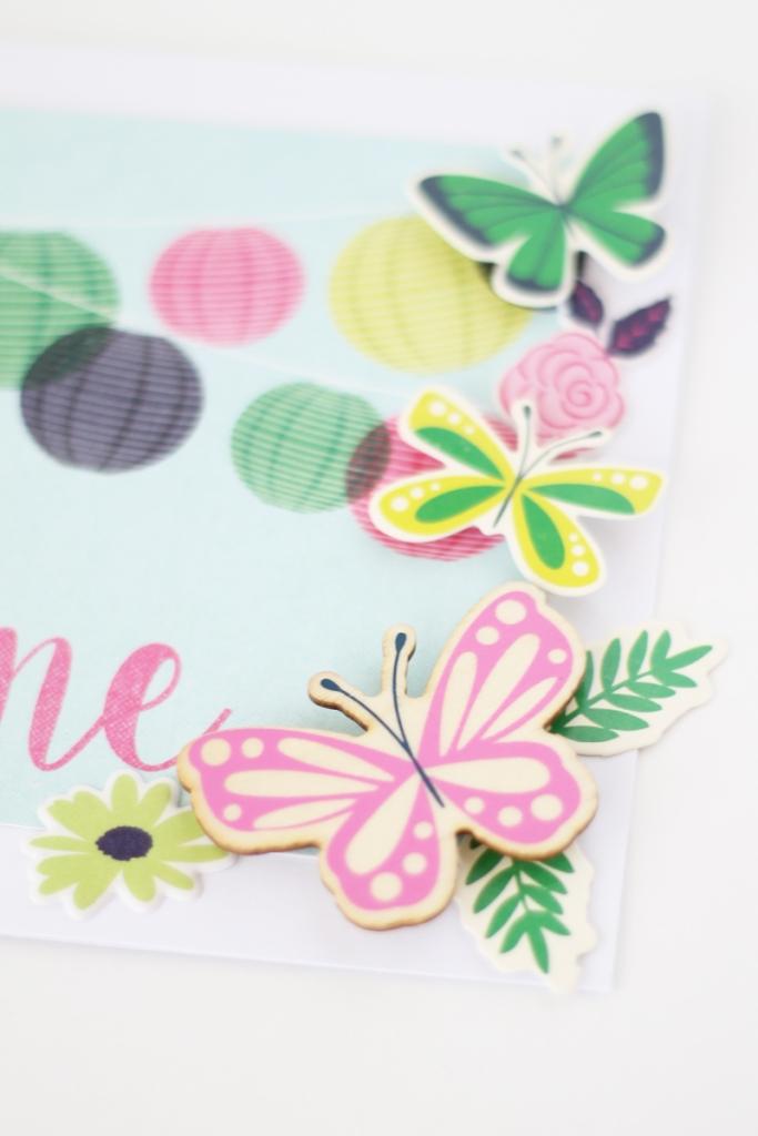 Hello Sunshine Summer Card by Laura Silva 6