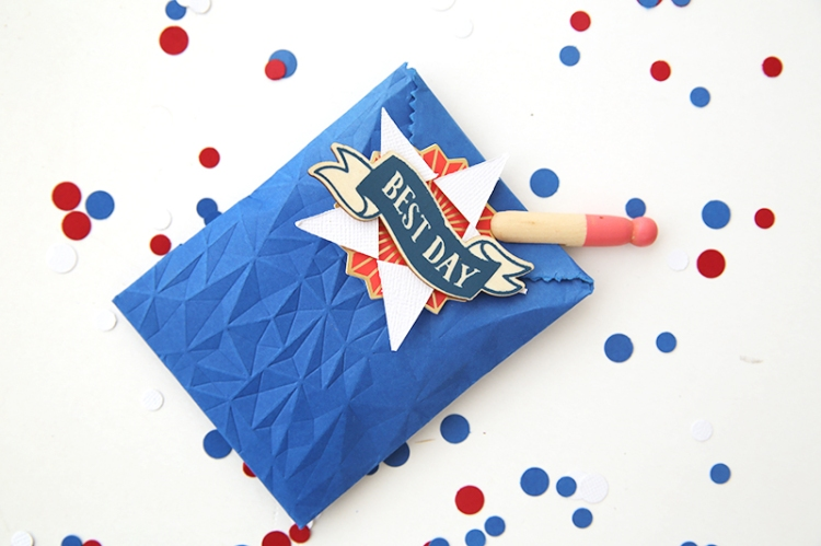 Patriotic Treat Bags by Eva Pizarro 11