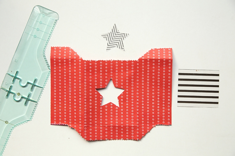 Patriotic Treat Bags by Eva Pizarro 2