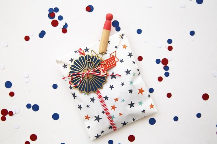 Patriotic Treat Bags by Eva Pizarro 7