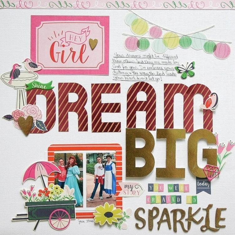 Dream Big by Wendy Antenucci-1