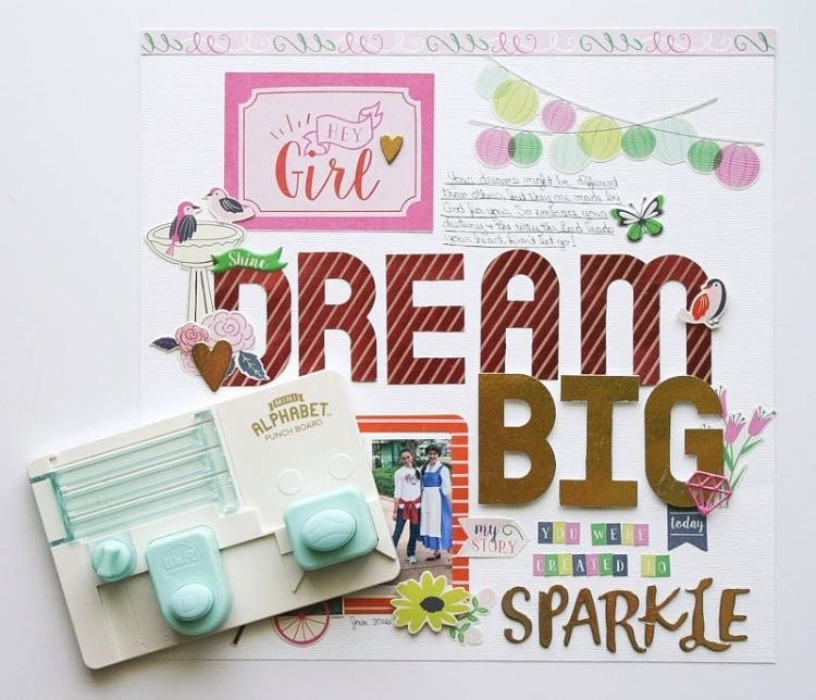 Dream Big by Wendy Antenucci