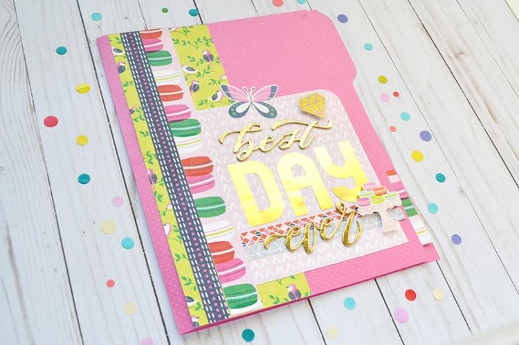 File Folder Birthday Card by Aly Dosdall 7