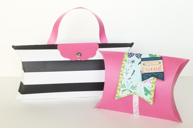 Pillow Box Gift Wrap by Laura Silva 1