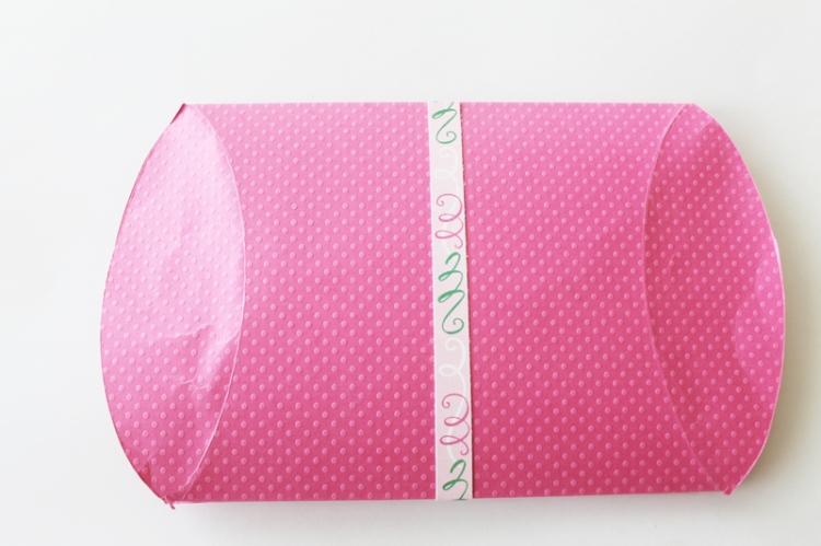 Pillow Box Gift Wrap by Laura Silva 5