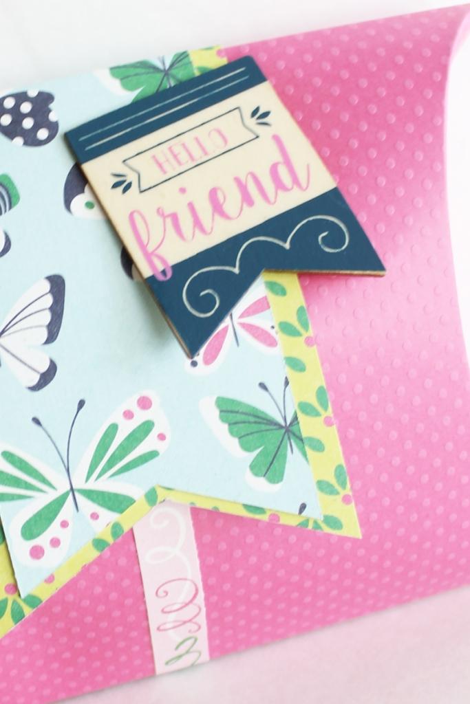 Pillow Box Gift Wrap by Laura Silva 7