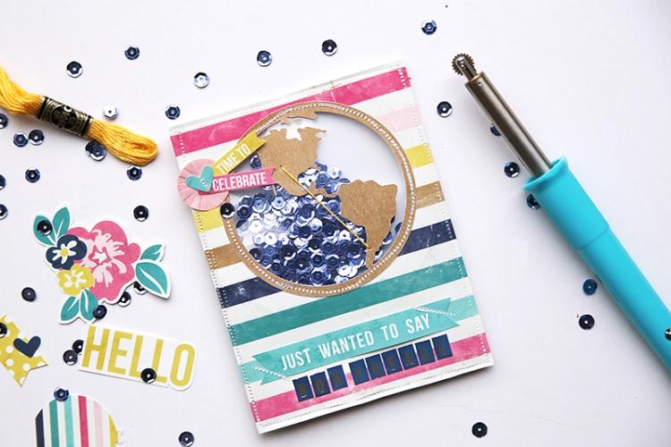 Travel Shaker Card by Eva Pizarro_11