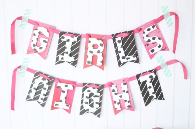 Girls Night Party Decor by Laura Silva 7