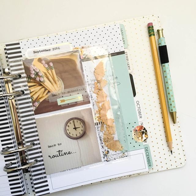 WRMK Planner Pocket Page 6