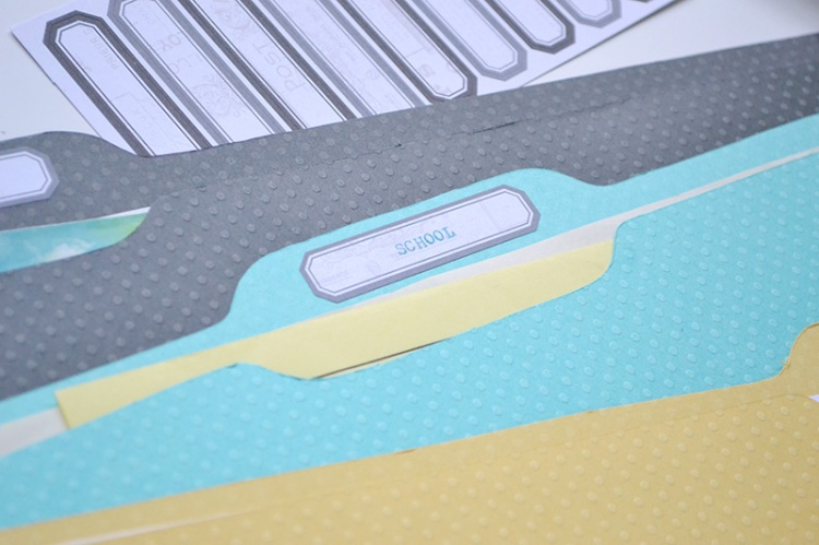 DIY Ephemera File Folders by Aly Dosdall 3