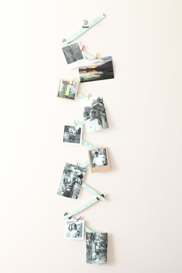 Ruler Studio Photo Display by Laura Silva 1
