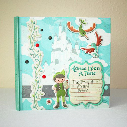 envelope-punch-board-mini-album