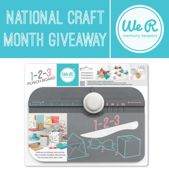national-craft-month-giveaway_123-punch-board