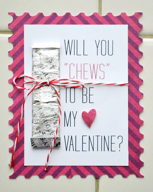 Handmade Valentine Idea