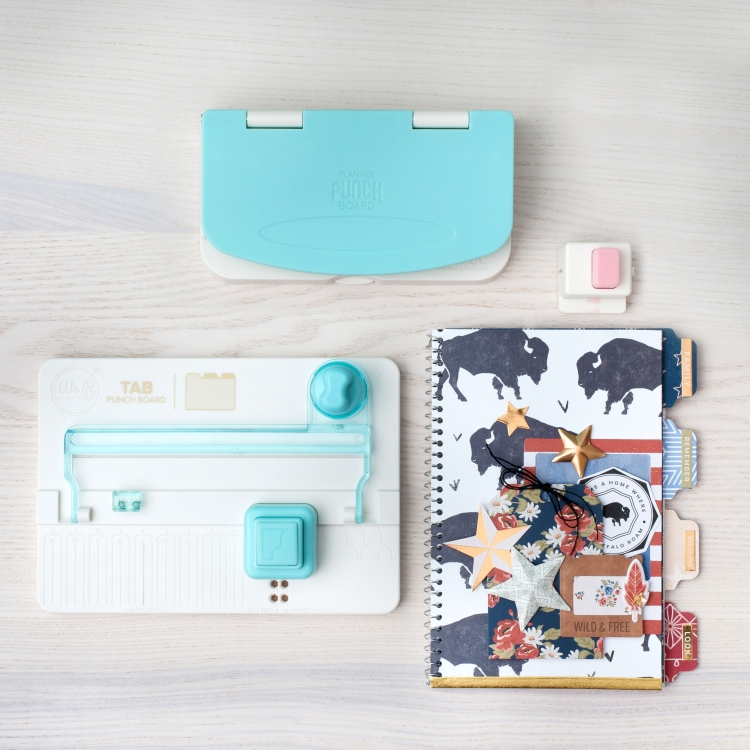 Planner Punch Board by We R Memory Keepers