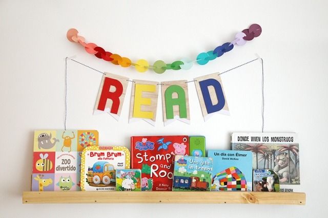 Classroom Alphabet Decor ~ Five fun kids crafts we r memory keepers