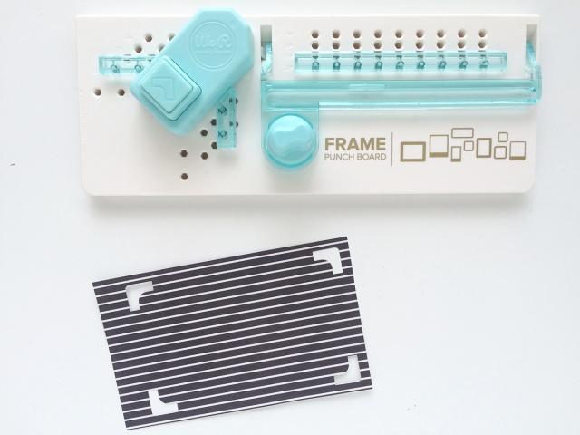 Photo Frame Planner Insert We R Memory Keepers Blog