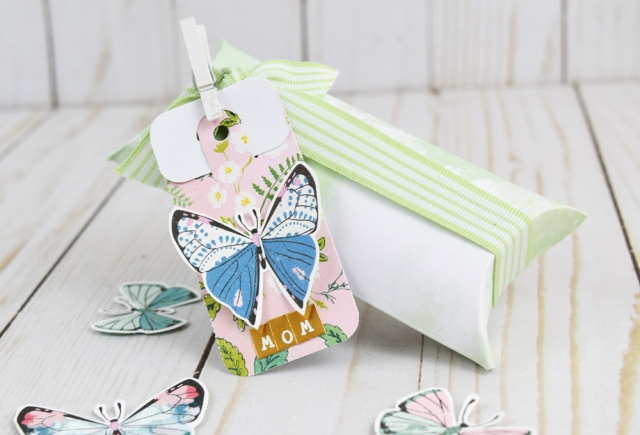 Mother's Day Gift Boxes by Becki Adams for We R Memory Keepers