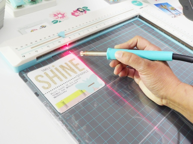 Use the Laser Square to get straight lines with your Fuse tool.