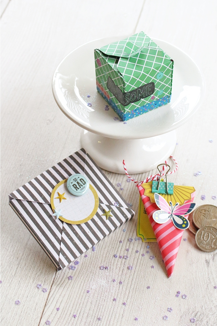 Tooth Fairy Boxes by Chantalle McDaniel for We R Memory Keepers