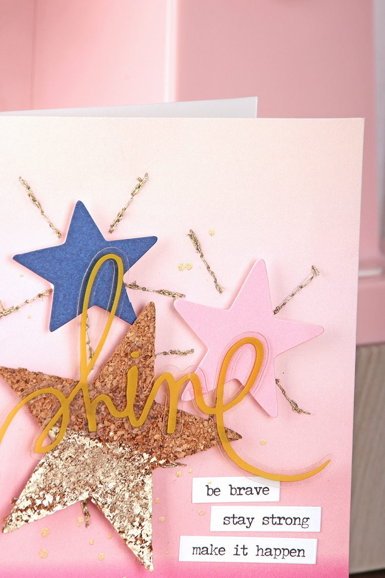 Stitch Happy Cards by Chantalle McDaniel for We R Memory Keepers