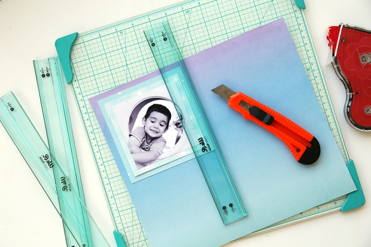 Layer Guides Layout by Eva Pizarro for We R Memory Keepers