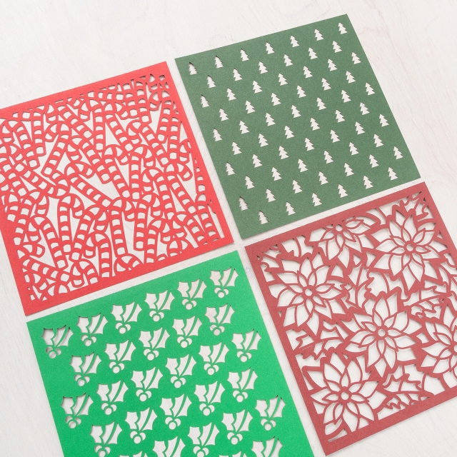 DCWV Inc 6x6 Mat Stack: Paper Lace