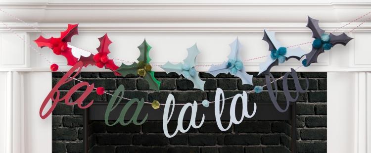 DCWV Inc Christmas Flipside Premium Stack
