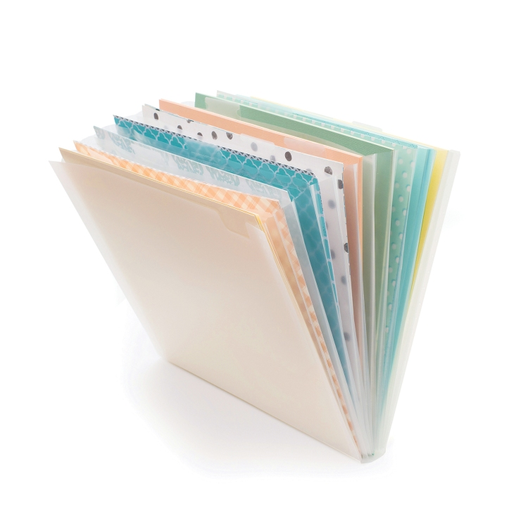 Expandable Paper Storage by We R Memory Keepers