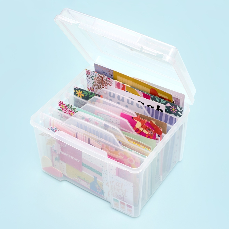 Craft Storage Bins by We R Memory Keepers