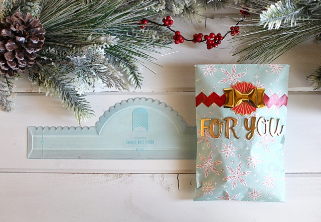 Christmas Goodie Bags by Kimberly Crawford for We R Memory Keepers
