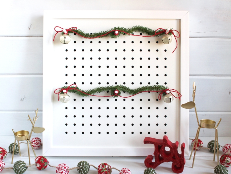 Holiday Card Display by Kimberly Crawford