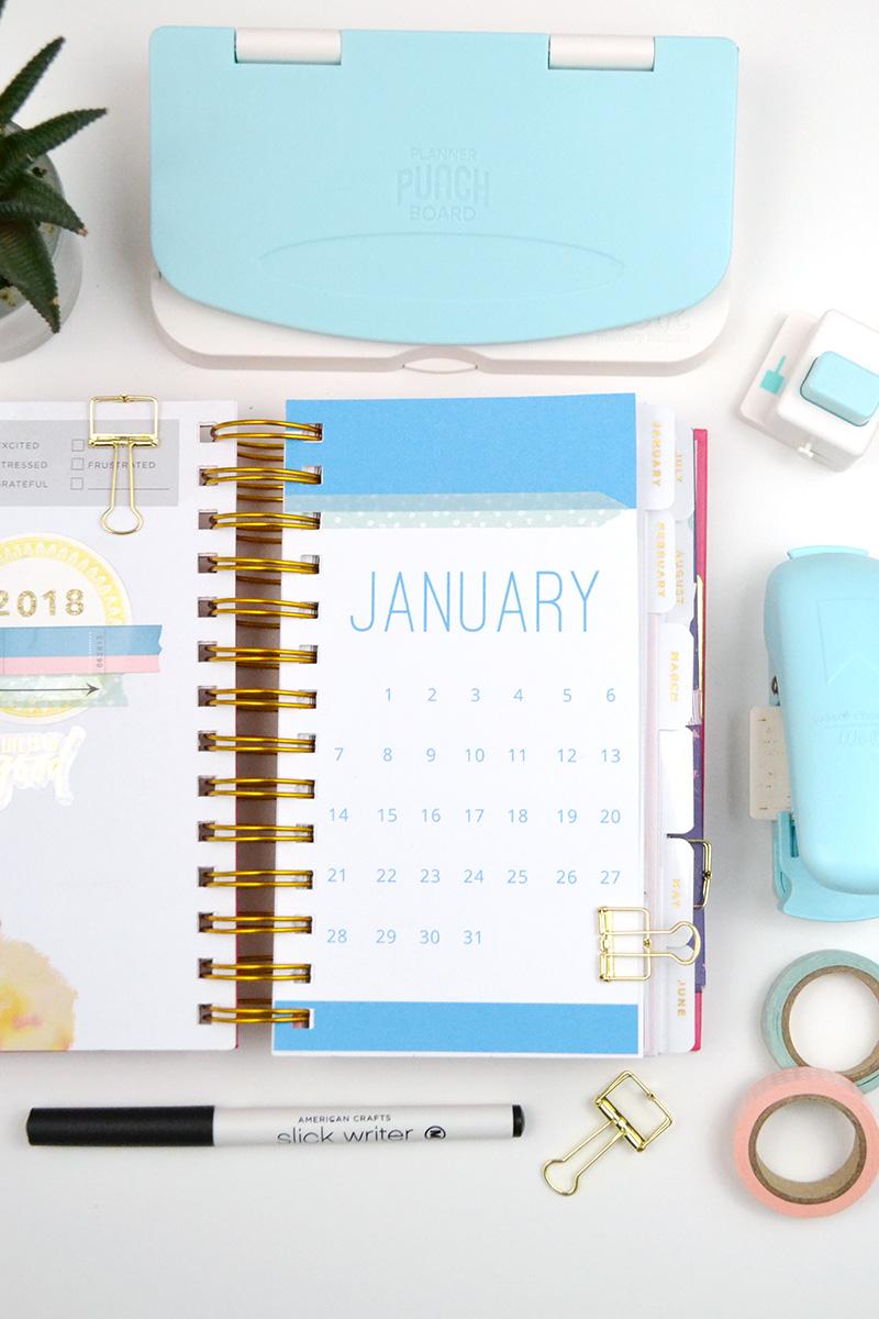 Calendar Planner Word : Planner calendar insert free printable we r