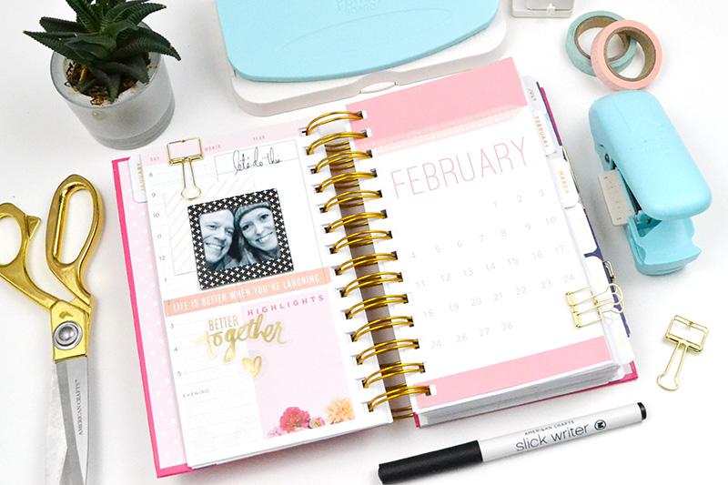 Planner Calendar Inserts : Planner calendar insert free printable we r