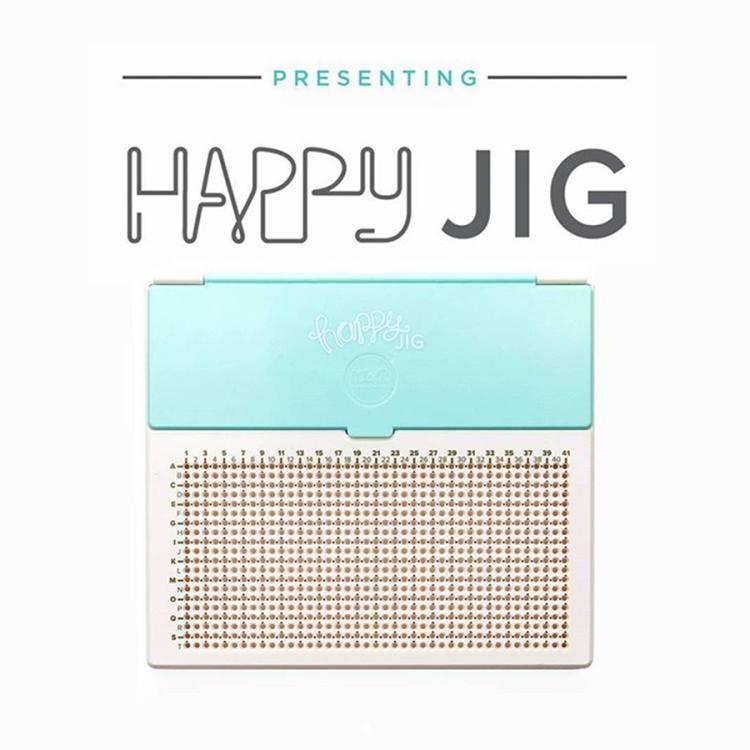 We R Memory Keepers Happy Jig