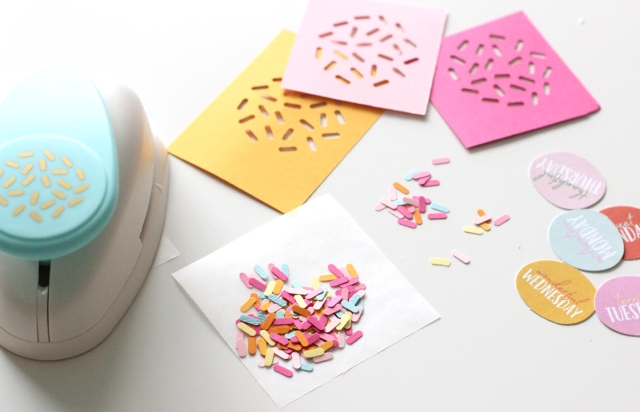 Sprinkle Punch by We R Memory Keepers
