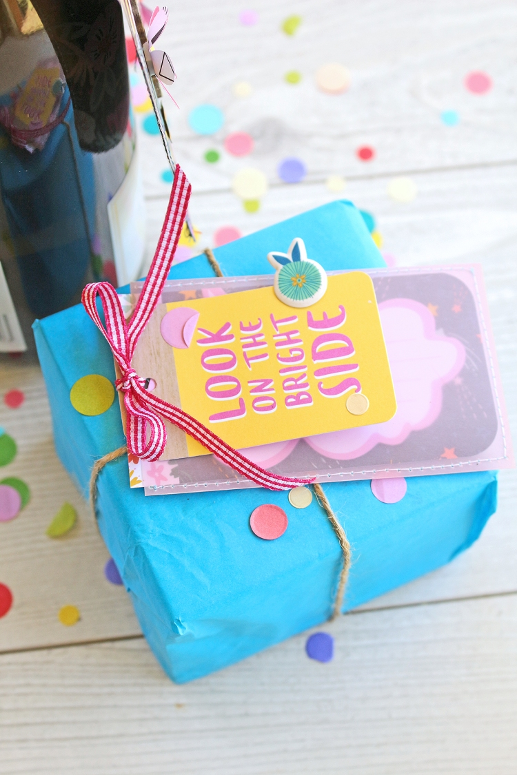 Interactive Gift Tags by Chantalle McDaniel for We R Memory Keepers